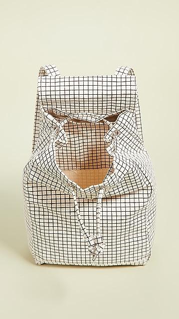 BAGGU 束带背包