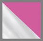 透明色/荧光粉色