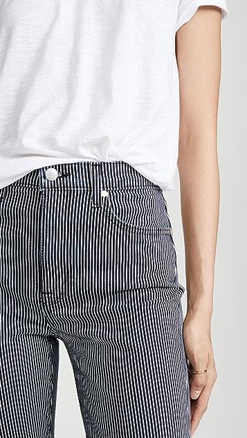 BLDWN 超高腰紧身牛仔裤