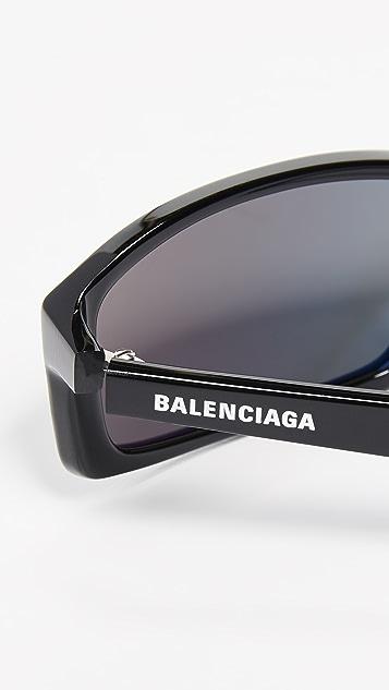 Balenciaga Neo Straight 太阳镜