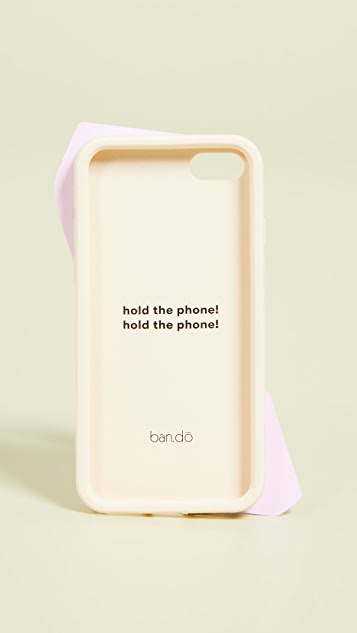 ban.do Hold The Phone iPhone 7 / 8 手机壳