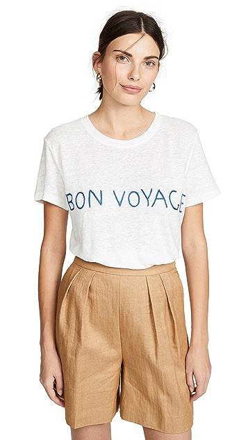 Banner Day Bon Voyage T 恤