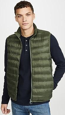 바버 조끼 Barbour Bretby Gilet Vest,Olive