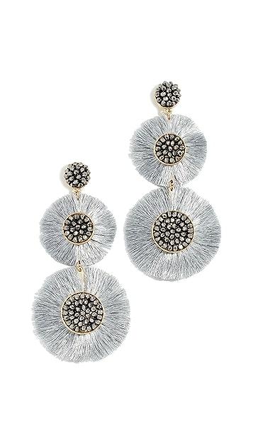 装饰条扣 大号 Mariette 耳环
