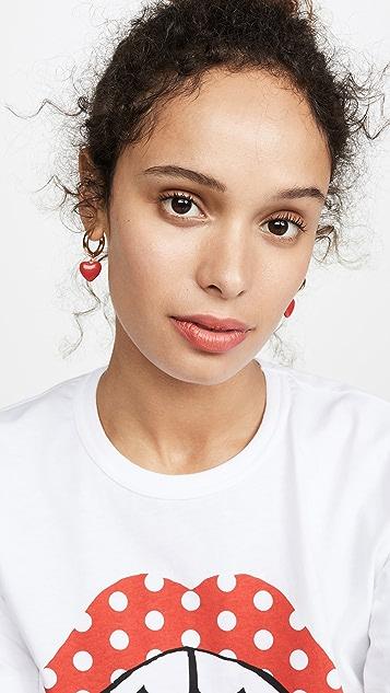 BaubleBar Fiona 贴耳耳环