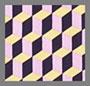 紫罗兰梯形