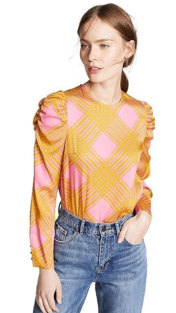 BAUM UND PFERDGARTEN Manjusha 女式衬衫