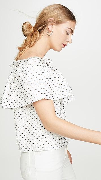BAUM UND PFERDGARTEN Moniq 女式衬衫
