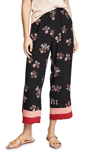 BB Dakota Feel the Flower 长裤