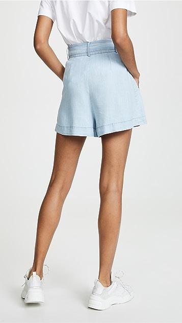 BB Dakota Nice N Easy 高腰短裤