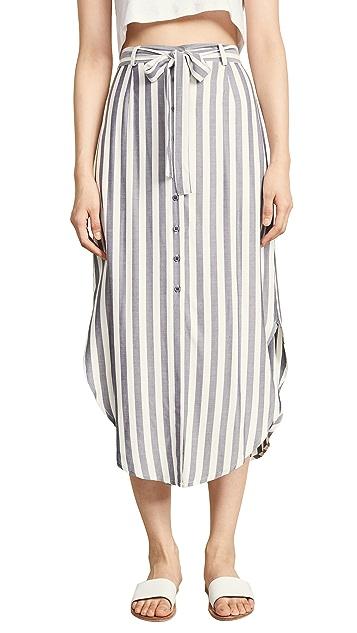 BB Dakota Stripe I Like 半身裙