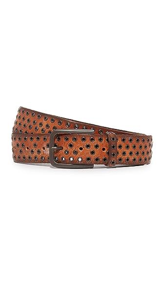 B. Belt 铆钉装饰腰带