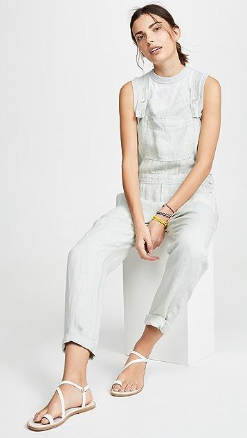 Bella Dahl 系扣连体裤