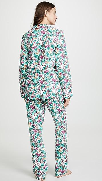 BedHead Pajamas Into The Jungle 睡衣套装