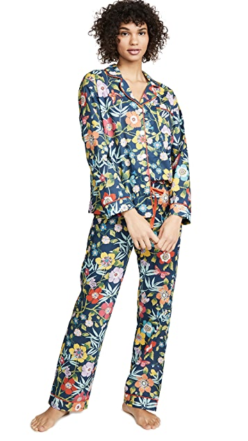 BedHead Pajamas Liberty of London Fabrics Pavillion 睡衣套装