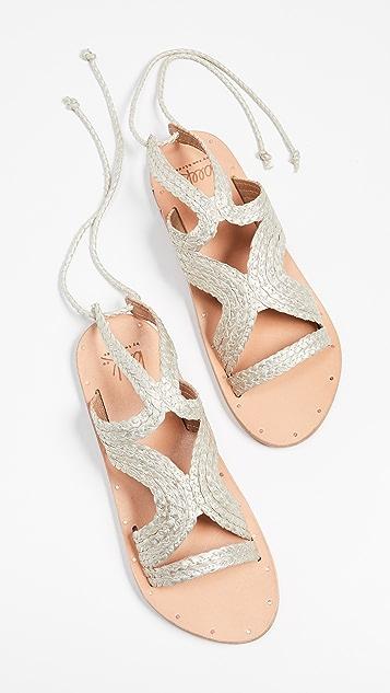 beek Cuckoo 凉鞋