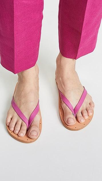beek Seabird 夹趾凉鞋