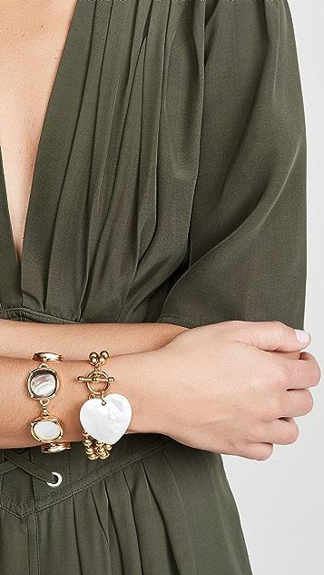Brinker & Eliza Heart On Your Sleeve 手链