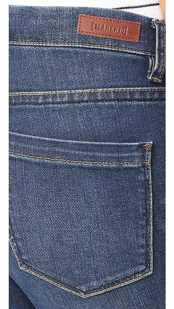 Blank Denim 高腰牛仔裤