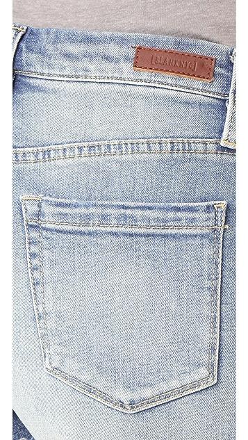 Blank Denim Min Mischief 超短裤