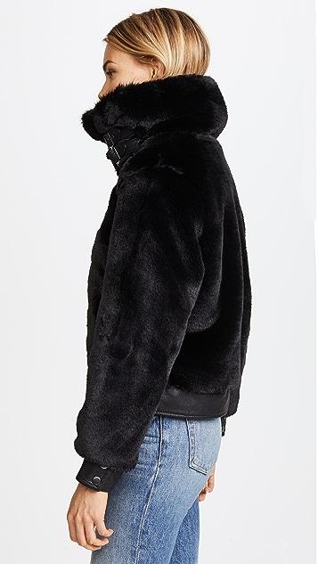 Blank Denim Black Noise 大衣
