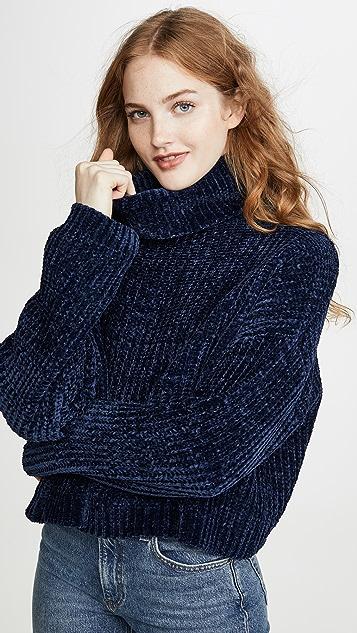 Blank Denim 绒线毛衣