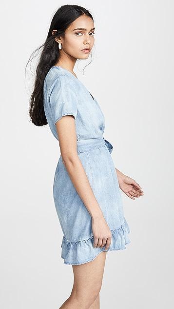 Blank Denim 漂亮女郎连衣裙
