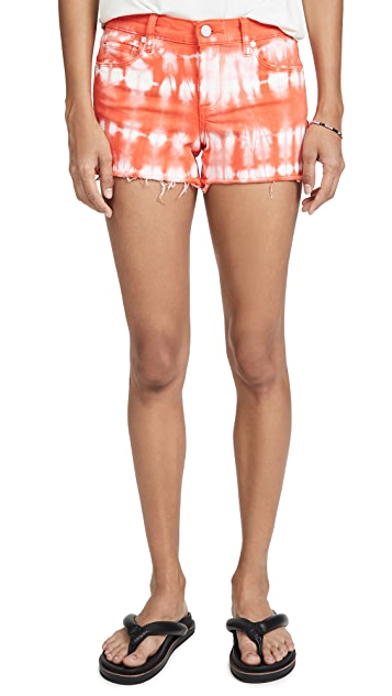 Blank Denim Sour Cherry 短裤