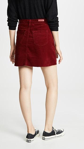 Blank Denim 樱桃派半身裙