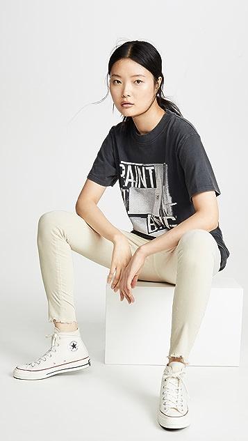 Blank Denim Seashell 牛仔裤