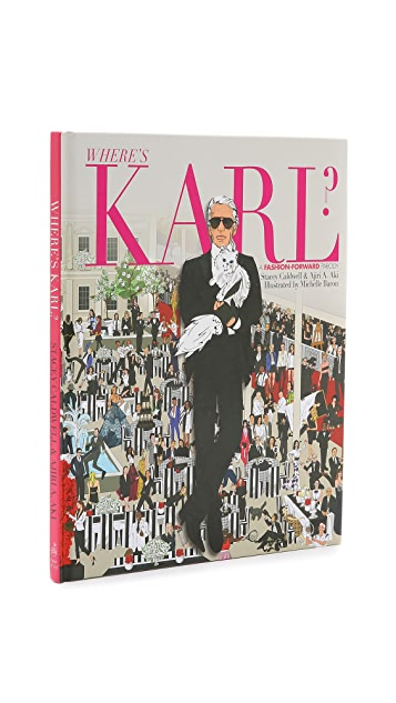 与书为舞 Where's Karl?