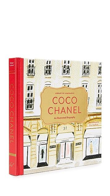 与书为舞 Library of Luminaries: Coco Chanel
