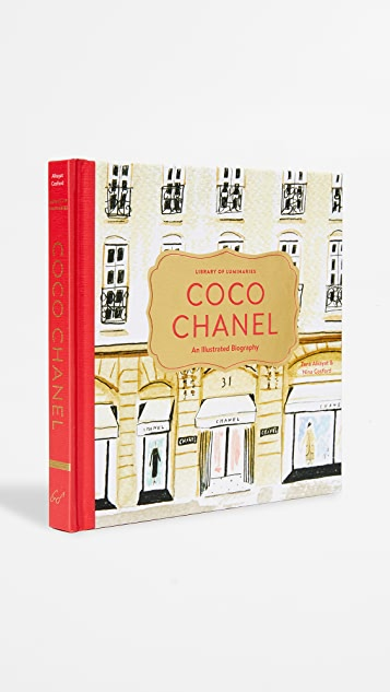 与书为舞 Library of Luminaries: Coco Chanel