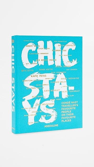 与书为舞 Chic Stays