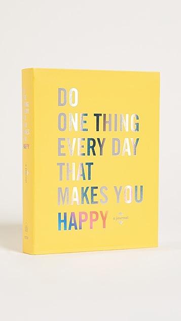 与书为舞 Do One Thing Every Day That Makes You Happy 《每天做一件让自己的开心的事》