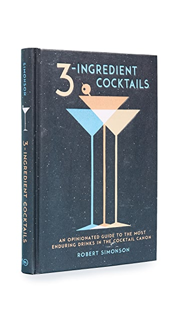 与书为舞 3 Ingredient Cocktails