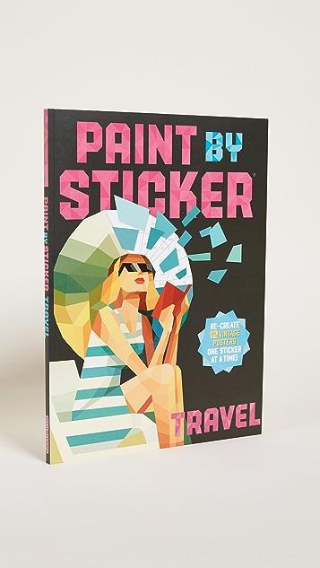 与书为舞 Paint By Stickers: Travel