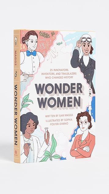 与书为舞 Wonder Women (《智慧女性》)
