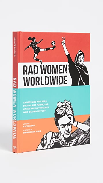 与书为舞 Rad Women Worldwide