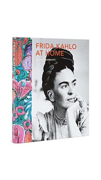 与书为舞 Frida Kahlo at Home