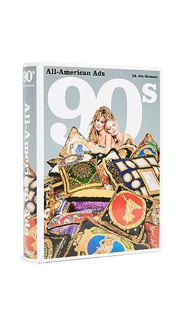 与书为舞 All American Ads of the 90s(《90 年代所有美国广告》)