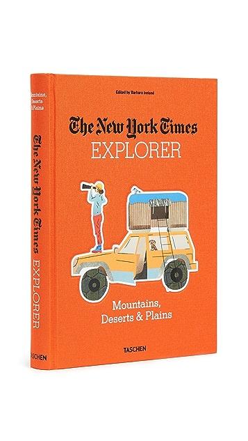 与书为舞 纽约时代探索者: 山脉、沙漠和平原