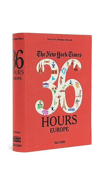 与书为舞 The New York Times: 36 Hours Europe(《纽约时报:欧洲 36 小时》)第 2 版
