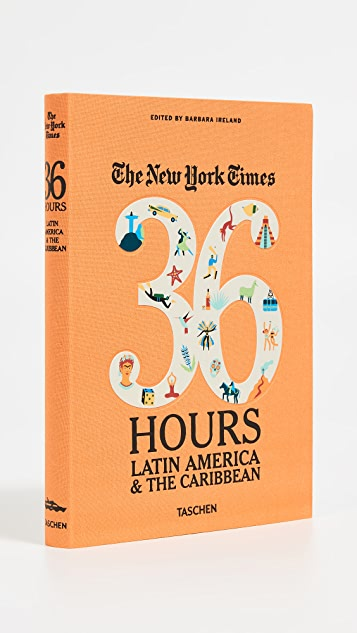 与书为舞 The New York Times: 36 Hours Latin America & The Caribbean(《纽约时报: 36 小时拉丁美洲和加勒比地区》)
