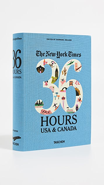 与书为舞 The New York Times 36 Hours: 美国和加拿大第二版