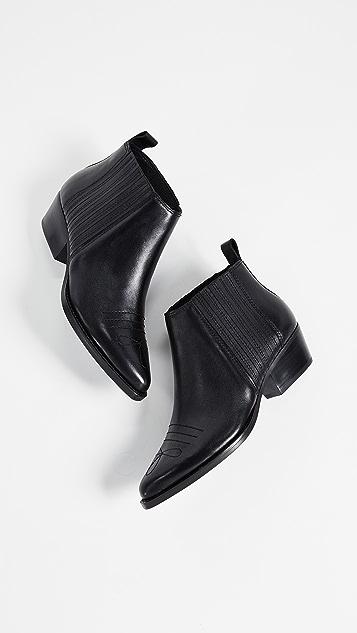 Botkier Texas Western 短靴