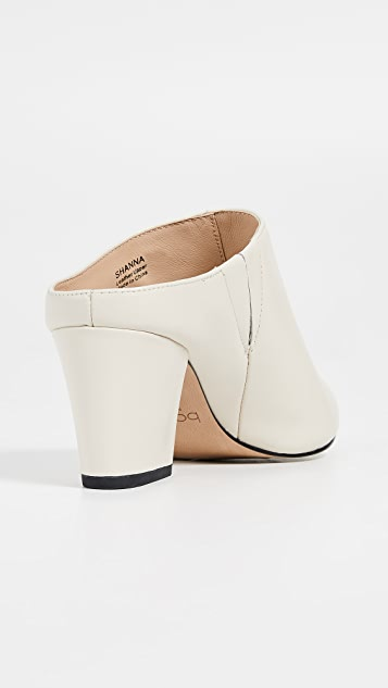 Botkier Shanna 粗跟穆勒鞋