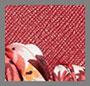 罂粟红锁缝