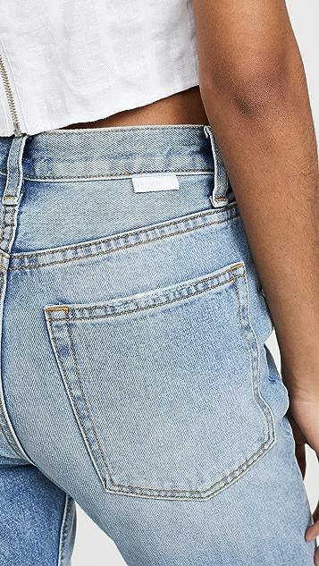 Boyish The Billy 高腰硬朗风格紧身牛仔裤