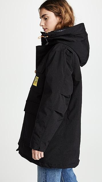 BRUMAL 羽绒帕克大衣